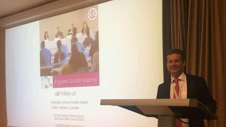 El 18 de septiembre se ha celebrado el Syneron Candela Academy 2015
