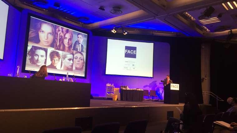 El Dr. Rafael Serena asiste al Congreso London Face 2016